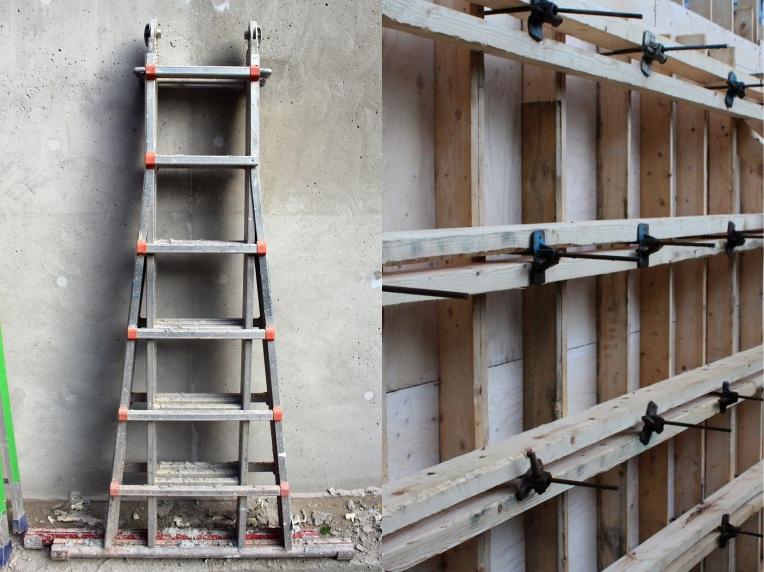 Tukimuuri betonista